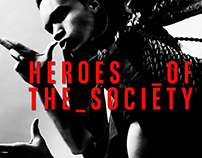 Heroes of the Society for SUPERIOR MAG