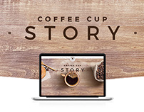 Coffee cup story.