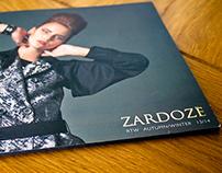 branding: ZARDOZE (fashion)