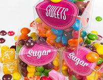 Candy Gram Packaging