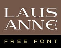 Lausanne FREE Font