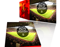 Man U Old Trafford Museum Tour Photo Package