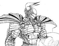 Taurus Zodiac Knight