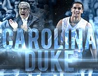 Carolina vs Duke Rd.2