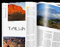 Type and Magazine