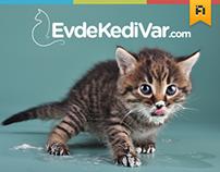 EvdeKediVar E-commerce & Photo Voting App.