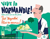 French Tourist Board Posters 2012-13