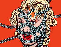 Madonna Unchained (Billboard magazine, Jan., 2015)