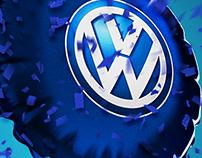 Balloon Volkswagen | 3D