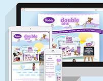 Violeta Double Care Website