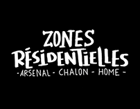 ZONES RÉSIDENTIELLES