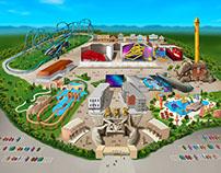 Cinecittà World-Theme Park, Rome-Italy