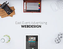 WebDesign East Event Ads