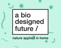 A Biodesigned Future