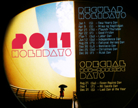2011 Philippine Holidays