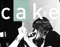 Cake Magazine - Digital ePublishing for Tablet