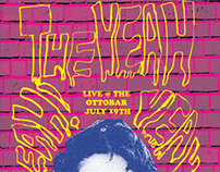 The Yeah Yeah Yeahs! Band Poster