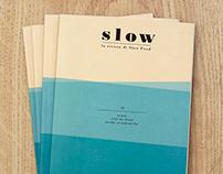 Slow II. the Slow Food magazine