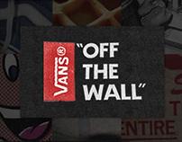Vans Mexico Website