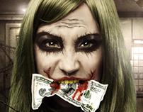 the joker girl