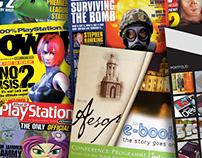 Editorial + Publishing