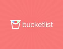 Bucketlist Website