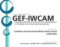 GEF-IWCAM Grant Application