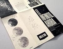"""Experimental Brochure - """"El infinito, ahora"""""""
