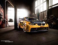BMW M3 GT2 'Syron'