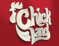 Chick Land Branding