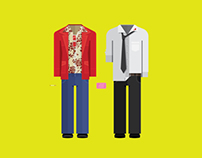 Famous Costumes Posters | Movies