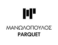 Manolopoulos Parquet Branding