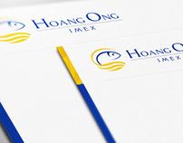 Hoang Ong seafood branding