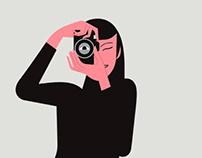 New Yorker: photobooth