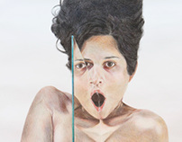 Colored Pencil Drawings- 2012