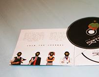 Graphic Design: SBTRKT CD