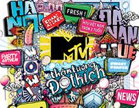 MTV Birthday Party