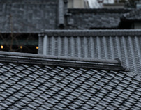 japan: roofs