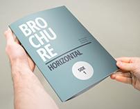 Photorealistic Brochure 3xA4 Mock-up