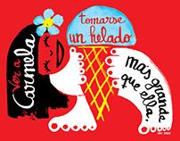 Vodafone #todopormuypoco Verano 2013