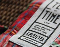 TEA TIME - Step by Step