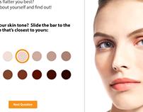 Loblaws Skin Treatment CRM App - Concept