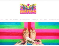 King's Road Vintage Website 2013