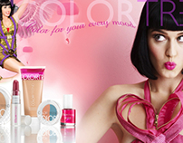 ColorTrend Katy Perry   Conceptual Advertising
