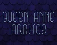 Queen Anne Arches Typeface
