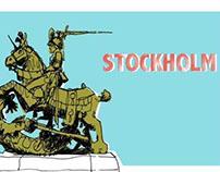Sweden Sketches