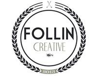 Follin Creative Rebrand
