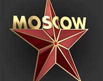 """""""Moscow"""" souvenir"""