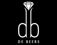De Beers: Visual Identity Redesign