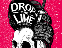 Drop The Lime Poster